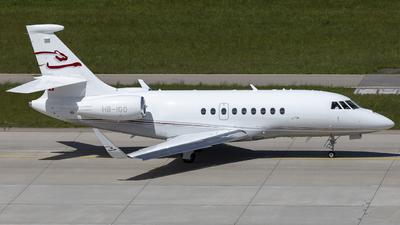 A picture of HBIGO - Dassault Falcon 2000LX -  - © Dranob