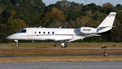 N12WF - Gulfstream G150 - Private