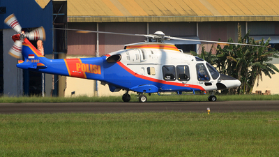 P-3302 - Agusta-Westland AW-169 - Indonesia - Police