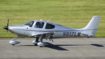 N917LM - Cirrus SR20-G6 - Private