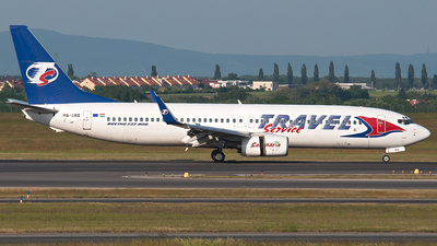 HA-LKG - Boeing 737-8CX - Travel Service Hungary