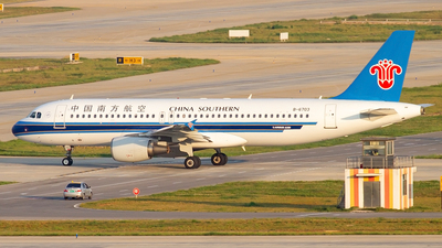 B-6703 - Airbus A320-214 - China Southern Airlines