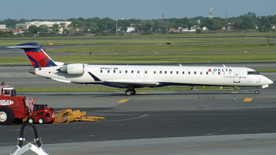 N918XJ - Bombardier CRJ-900ER - Delta Connection (Pinnacle Airlines)