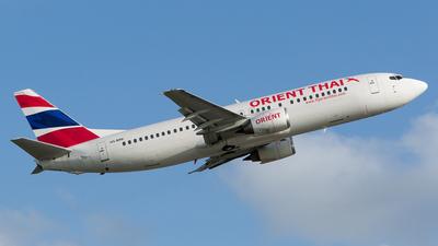HS-BRE - Boeing 737-429 - Orient Thai Airlines