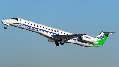 VQ-BWP - Embraer ERJ-145LR - Komiaviatrans