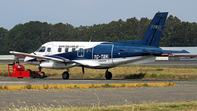 TG-TAN - Embraer EMB-110P2 Bandeirante - TAG Airlines - Transportes Aéreos Guatemaltecos