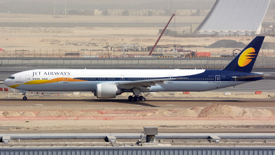 A6-JAB - Boeing 777-35RER - Jet Airways