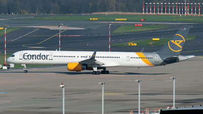 A picture of DABOA - Boeing 757330 - Condor - © Sebastian Thiel