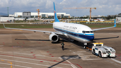 B-1583 - Boeing 737-81B - China Southern Airlines