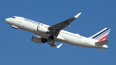 A picture of FHEPK - Airbus A320214 - Air France - © ikeharel