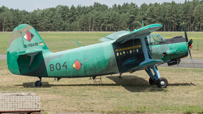 D-FBAW - Antonov An-2T - Private
