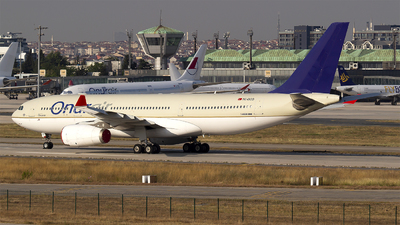 TC-OCO - Airbus A330-243 - Onur Air