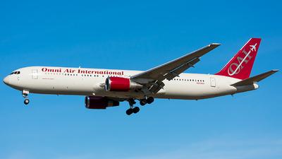 N351AX - Boeing 767-33A(ER) - Omni Air International (OAI)
