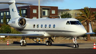 N840ER - Gulfstream G-IV - Private