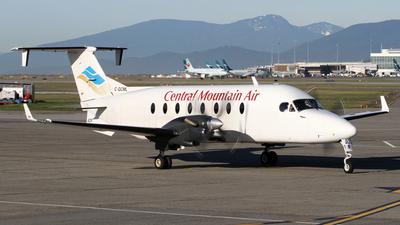 C-GCML - Beech 1900D - Central Mountain Air