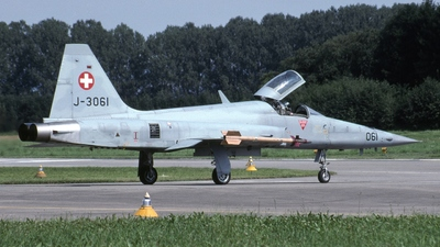 J-3061 - Northrop F-5E Tiger II - Switzerland - Air Force