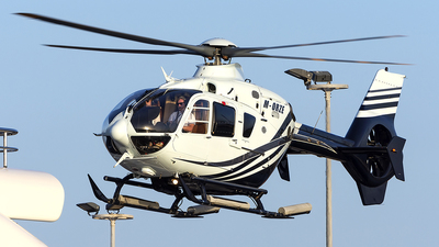 M-ORZE - Eurocopter EC 135P2+ - Private