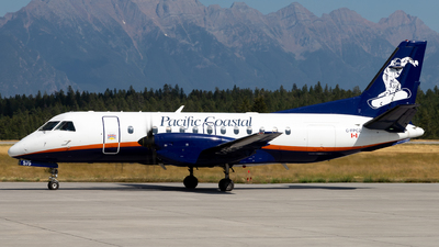 C-FPCZ - Saab 340B - Pacific Coastal Airlines