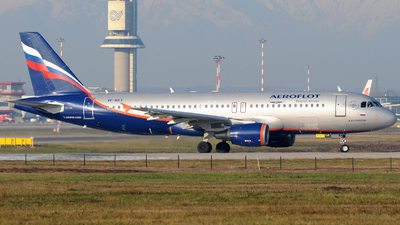 A picture of VPBKY - Airbus A320214 - [3511] - © Gabriele Fontana - Tuscan Aviation