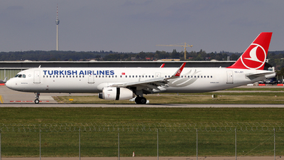 A picture of TCJSY - Airbus A321231 - Turkish Airlines - © Alberto Cucini