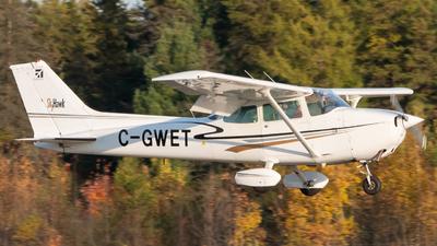 C-GWET - Cessna 172N Skyhawk - Private