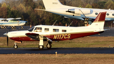 A picture of N117CS - Piper PA32R301 - [3246024] - © Agustin Anaya