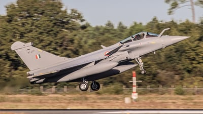 BS027 - Dassault Rafale EH - India - Air Force