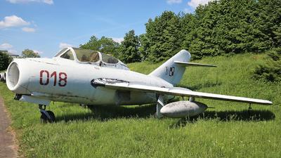 018 - PZL Lim-5 - Poland - Air Force