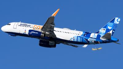 N809JB - Airbus A320-232 - jetBlue Airways