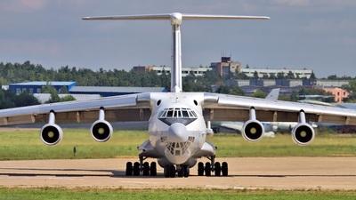 RF-94271 - Ilyushin IL-78T - Russia - Air Force