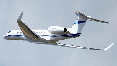 N588SE - Gulfstream G650ER - Private
