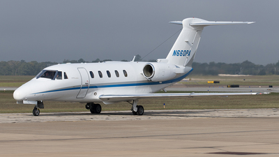N660PA - Cessna 650 Citation VI - Private