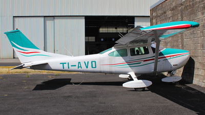 TI-AVO - Cessna 182Q Skylane II - Costa Rica - General Directorate of Civil Aviation (DGAC)