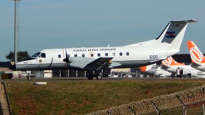 FAU550 - Embraer EMB-120ER Brasília - Uruguay - Air Force