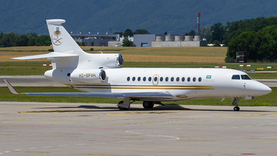 HZ-SPAH - Dassault Falcon 7X - Saudia Private Aviation