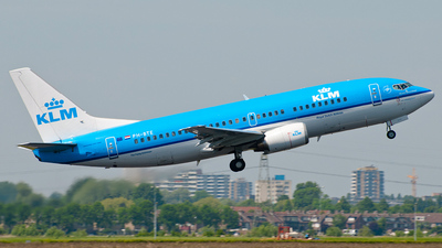 PH-BTE - Boeing 737-306 - KLM Royal Dutch Airlines