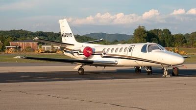 N560HD - Cessna 560 Citation Ultra - Private