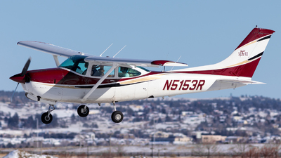 N5153R - Cessna TR182 Turbo Skylane RG - Private