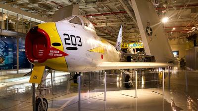135868 - North American FJ-3 Fury - United States - US Navy (USN)