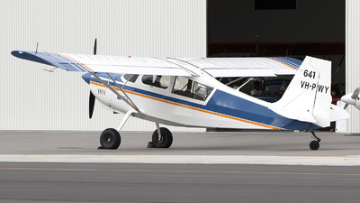 VH-PWY - American Champion 8GCBC Scout - Western Australia Government - Parks and Wildlife