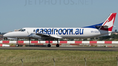 A picture of VHOGX - Fairchild SA226TC - [TC395] - © Jayden Laing