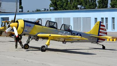 N185YK - Aerostar Yak-52 - Iacarii Acrobati