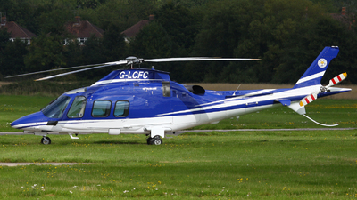 G-LCFC - Agusta A109S Grand - Private