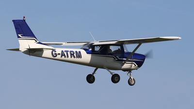 G-ATRM - Reims-Cessna F150F - Private