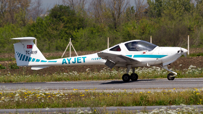 TC-AYF - Diamond DA-20-C1 Eclipse - Ayjet
