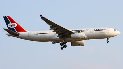 7O-ADT - Airbus A330-243 - Yemenia - Yemen Airways