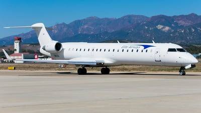 N83EA - Bombardier CRJ-701ER - Elite Airways