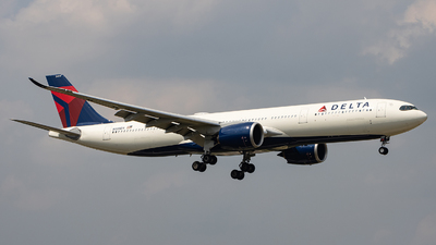 A picture of N409DX - Airbus A330941 - Delta Air Lines - © Sean Brink