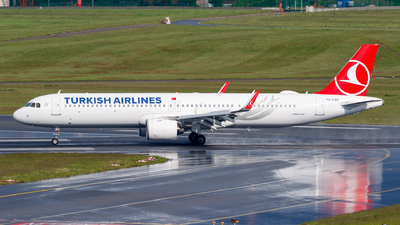 A picture of TCLSO - Airbus A321271NX - Turkish Airlines - © Matteo Lamberts