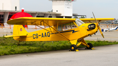 CS-AAQ - Piper J-3C-40 Cub - Private